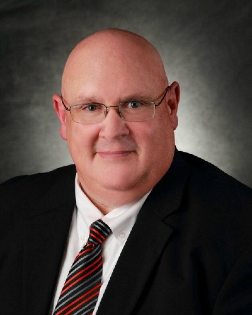 Malone University executive Tim Bryan