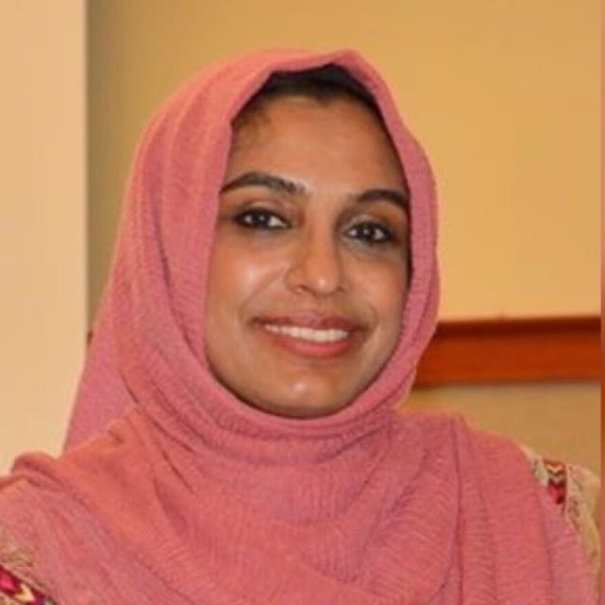 Ballwin resident Faheema Hassan came to St. Louis with her family in 2014.