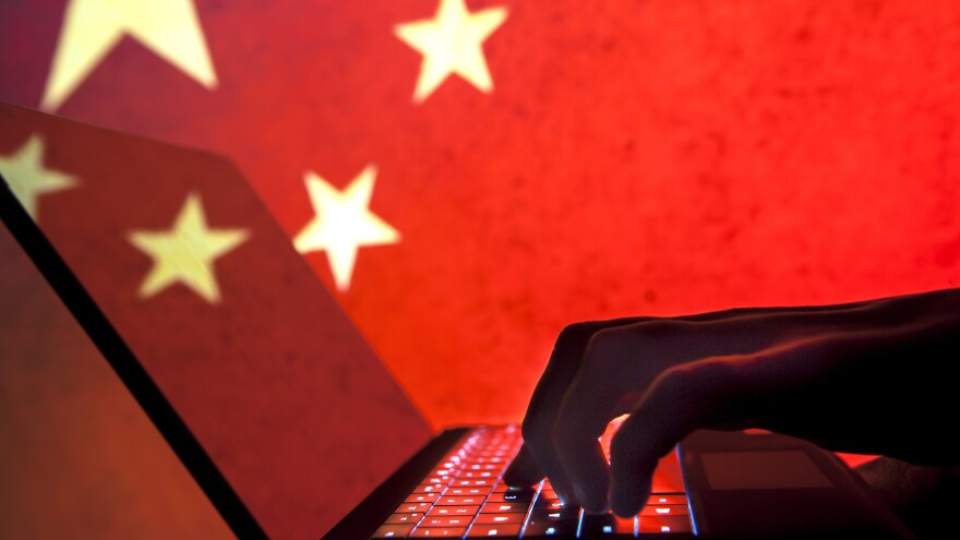 Top government leaders told NPR that federal agencies are years behind where they could have been if Chinese cybertheft had been openly addressed earlier.
