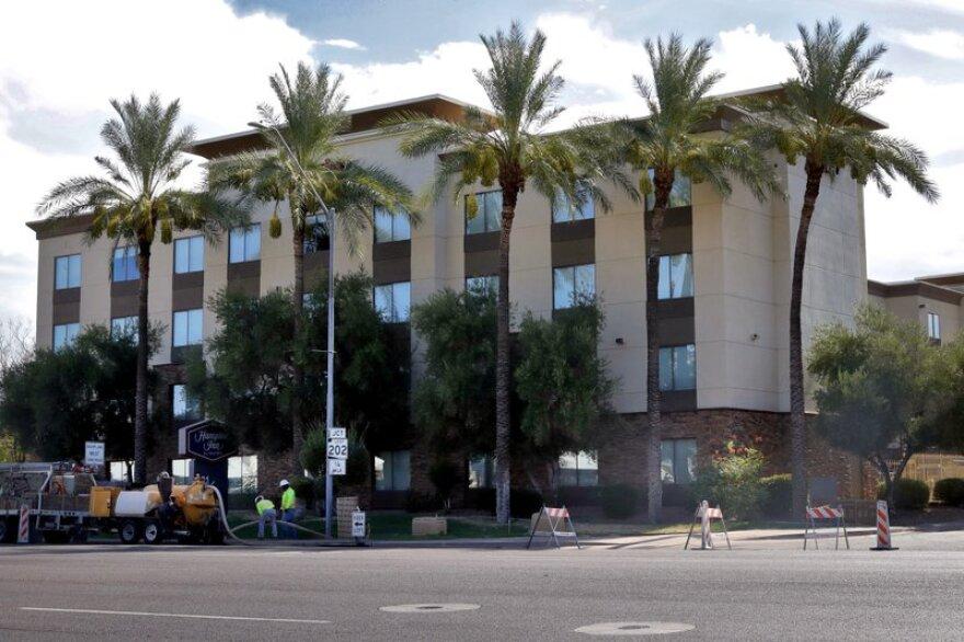 Phoenix Hampton Inn