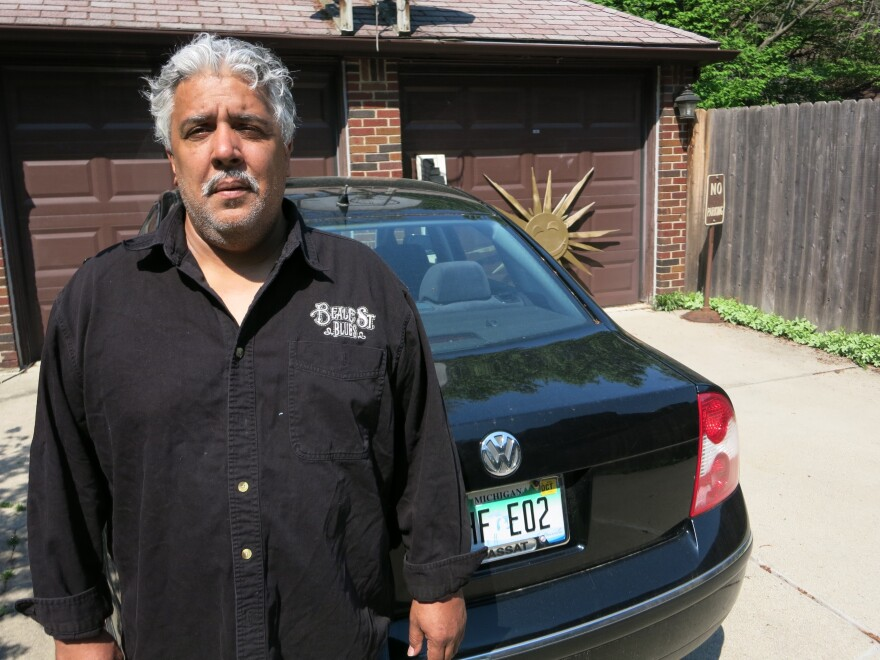 Bob Ennis says he pays about $3,200 for auto insurance — and he blames his Detroit address for the high annual premium.