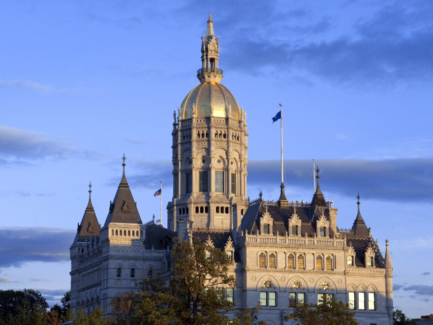 "Hartford is home to the Connecticut State Capitol and state legislature — as well as to major U.S. insurance firms. In 2019, those insurers spent what it took to defeat Connecticut's version of a ""public option"" in health care, despite strong support among the state's lawmakers."