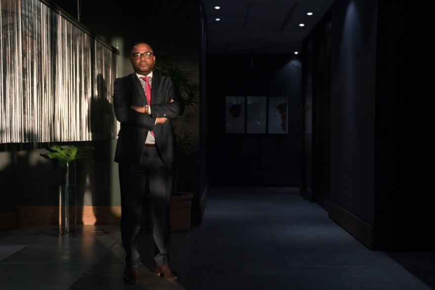Donovan Chimhandamba, a Zimbabwean expat, is now the executive chairman of the Diaspora Infrastructure Development Group.