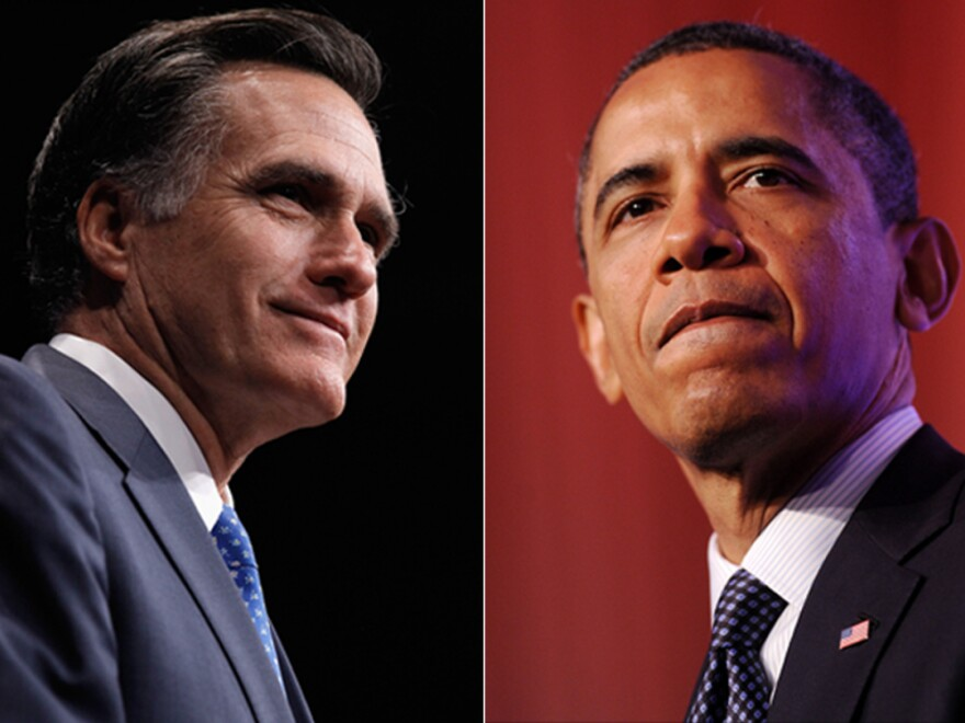 Former Massachusetts Gov. Mitt Romney and President Obama will spend the next six months highlighting their differences. But they also share some striking similarities.