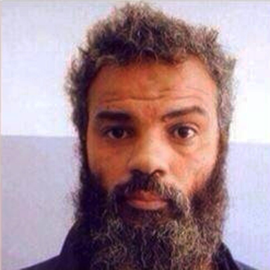 Ahmed Abu Khattala, an alleged leader of the deadly 2012 attacks on Americans in Benghazi, Libya.