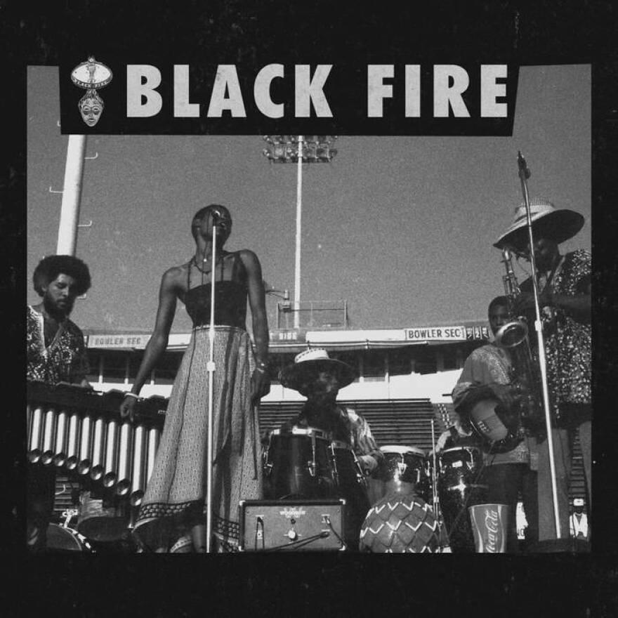 <em>Soul Love Now: The Black Fire Records Story 75-93</em>, Various Artists