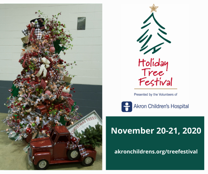 ACH Holiday Tree Festival