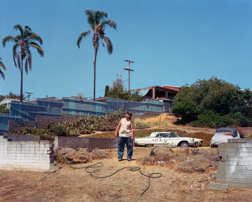 Ricardo, Paradise Road, San Diego