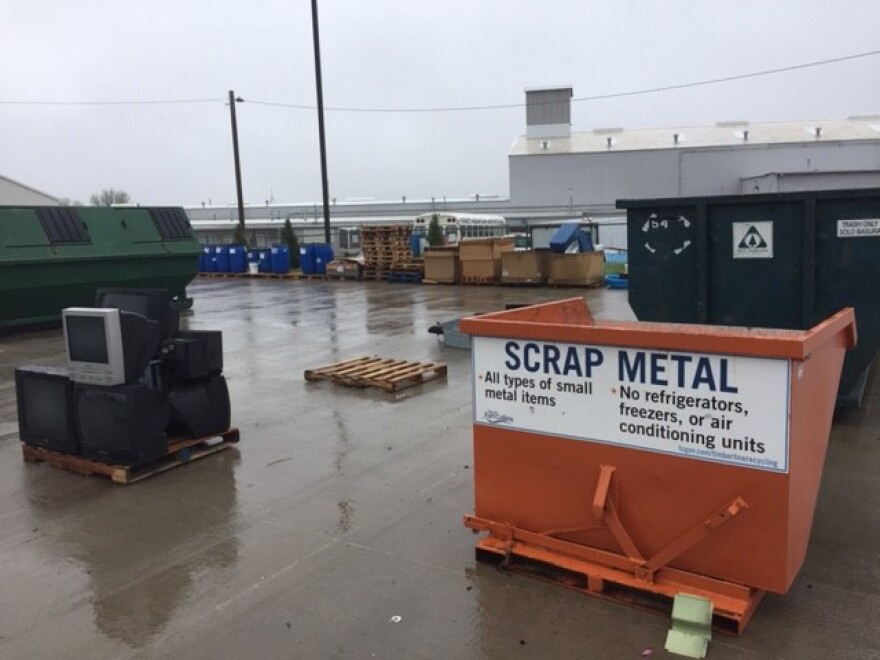 Timberline Recycling Center