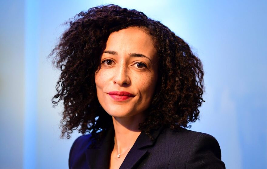 """Zadie Smith's latest collection of essays is called """"Intimations."""""""