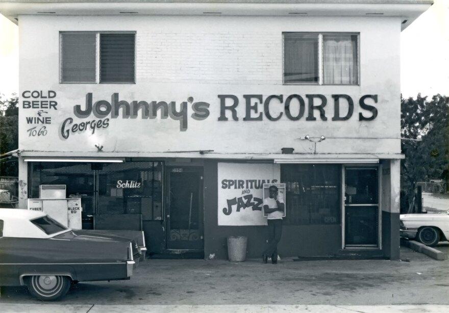 Johhny's Records Store