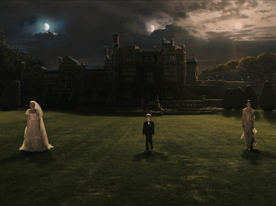 """In Lars von Trier's <a href=""""http://www.npr.org/2011/11/11/142094248/as-the-world-ends-a-certain-melancholia-sets-in"""">Melancholia</a>, Kirsten Dunst's lavish wedding takes place as a rogue planet — also called Melancholia — hurtles directly toward Earth."""