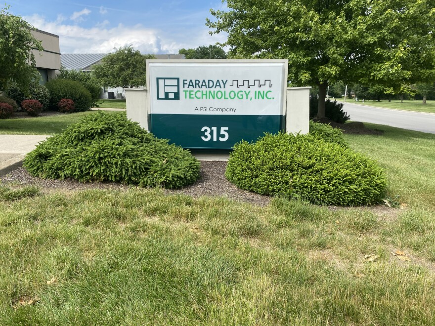 Faraday Technology, Inc. Headquarters In Englewood