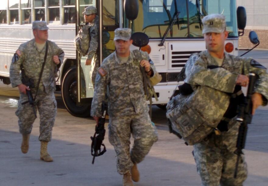 1-Fort Hood First Cavalry Thrid Brigade Deployment 12-2008 002.jpg