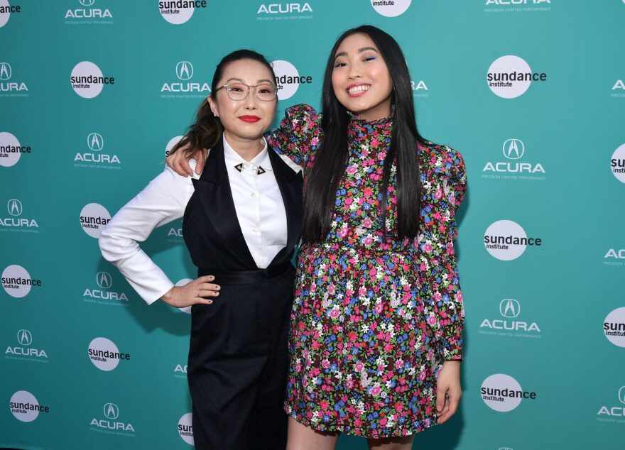 "Lulu Wang, and Awkwafina directed and starred (respectively) in ""The Farewell,"" a movie that some felt was overlooked in this year's Academy Awards."