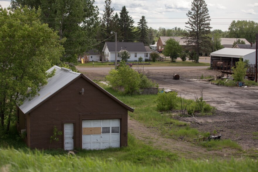 McGregor, Minn., is one of 18 communities in the northeastern part of the state that is participating in a program that addresses loneliness and social isolation by connecting the young with the old.