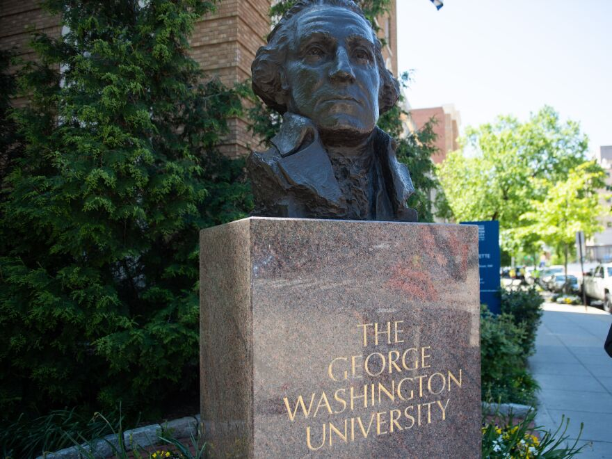 "George Washington University is ""looking into the situation"" of history professor Jessica A. Krug, after a blog post written under that name said that she had invented her Black Caribbean identity, despite actually being white."