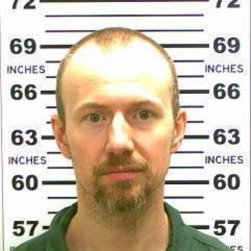 David Sweat, who escaped along with Richard Matt from the Clinton Correctional Facility in Dannemora, N.Y.