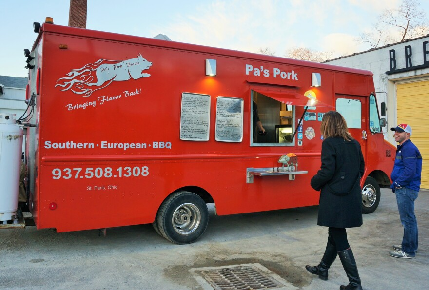 Pa's Pork has been in business since 2013. The food truck is has done well, and now they're opening a mobile bar that they believe will be a first in Ohio.