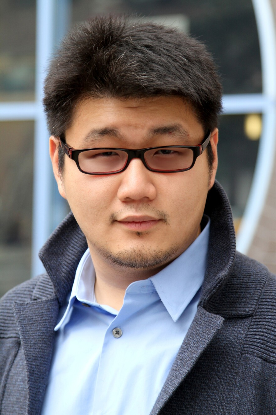 Bill Cheng is a graduate of Hunter College's MFA program. <em>Southern Cross the Dog</em> is his first novel.