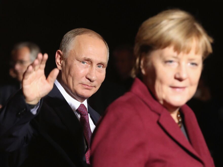 President Vladimir Putin's Russia appears to have meddled less in the German elections, in which Chancellor Angela Merkel is expected to retain power, than in other countries' recently.