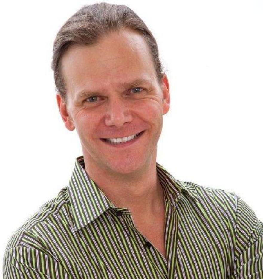 "Taylor Mali travels the country speaking to teachers' groups and recruiting the next generation of classroom teachers with his ""1,000 Teachers"" campaign."