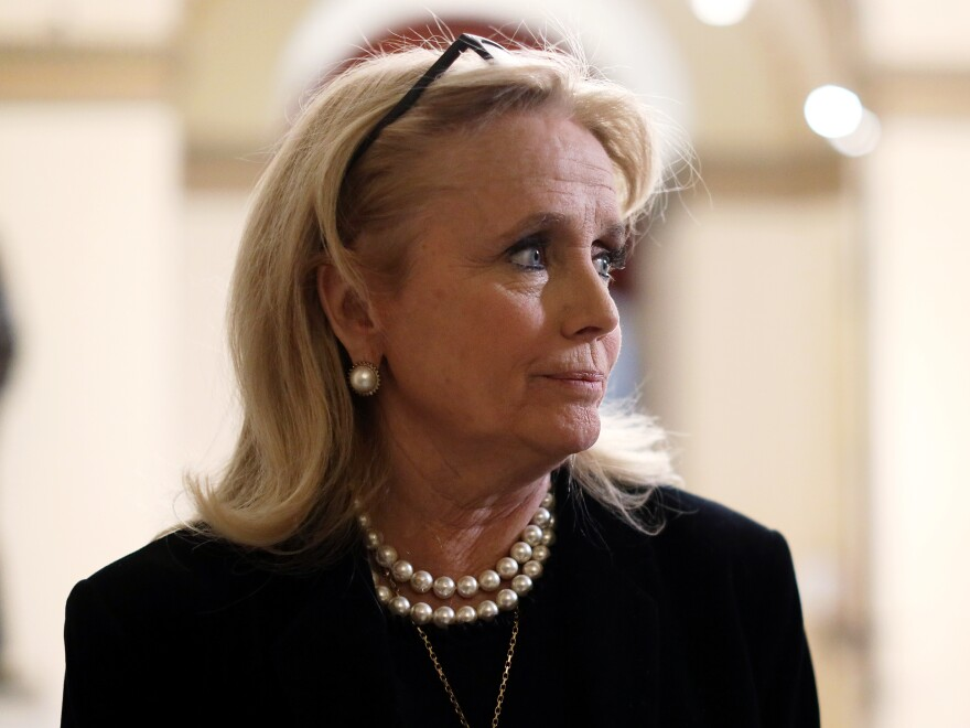 Rep. Debbie Dingell was the target of a barb from Trump about her late husband that most politicians would have seen as off-limits.