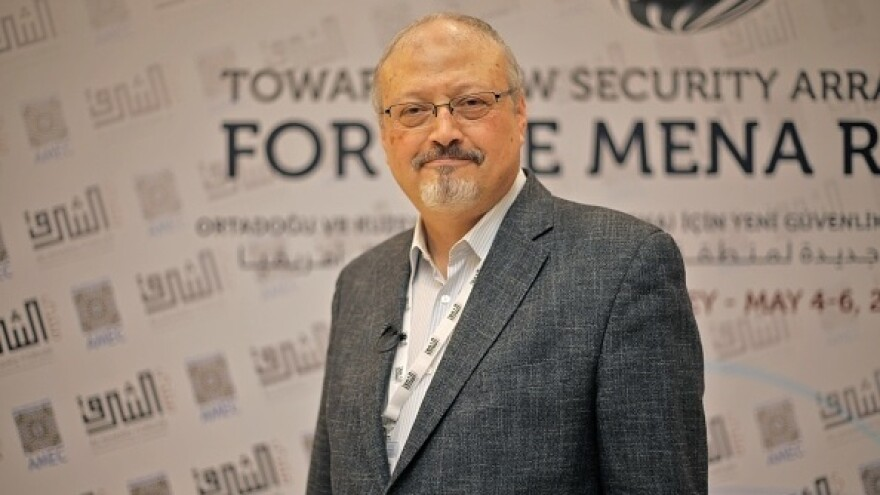 Saudi writer and critic Jamal Khashoggi was killed inside the Saudi consulate in Istanbul, Turkey.