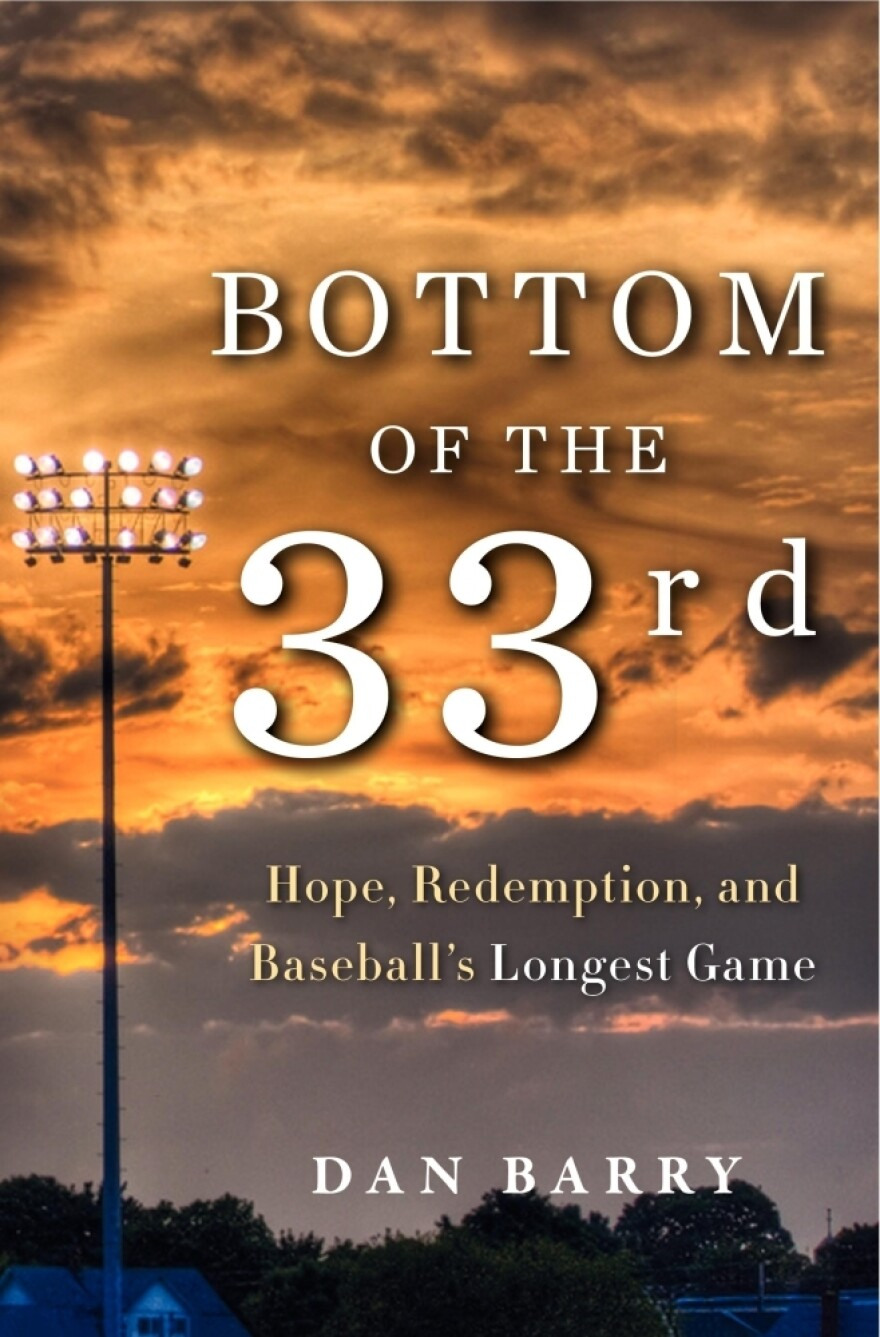 """The cover of """"Bottom Of The 33rd."""""""