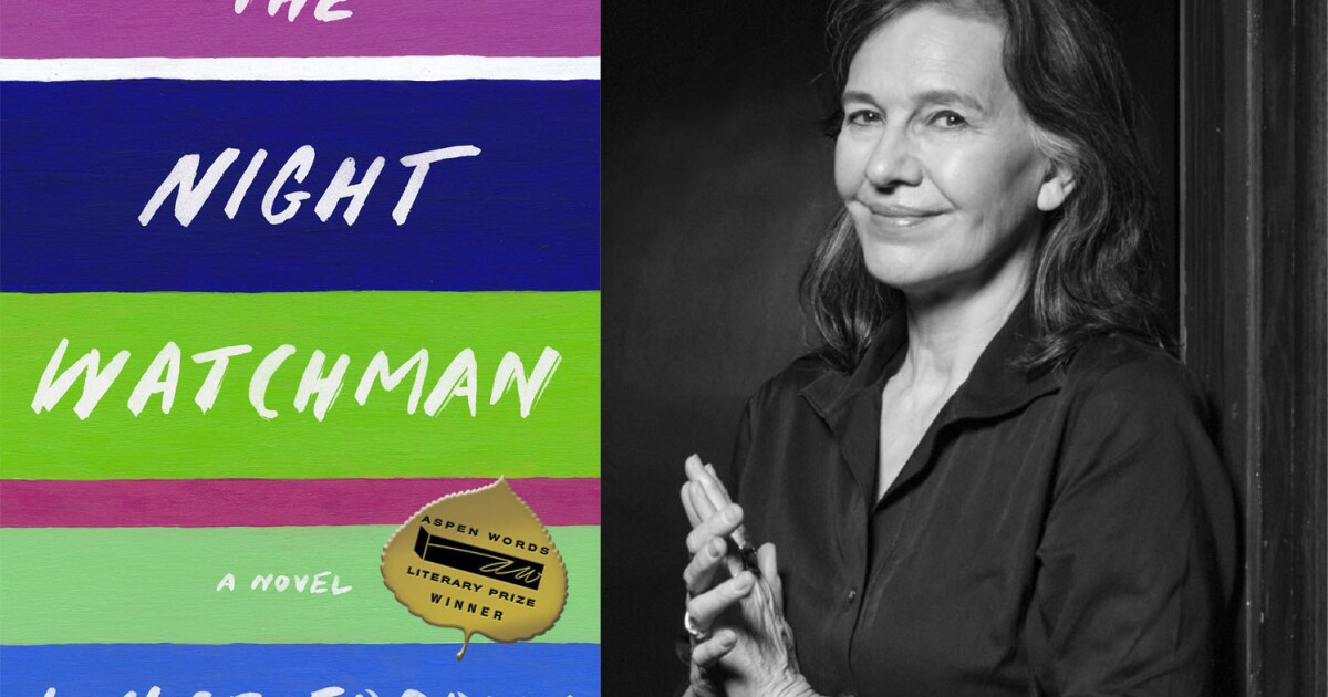 Louise Erdrich Takes Home Aspen Words Literary Prize For 'The Night Watchman'