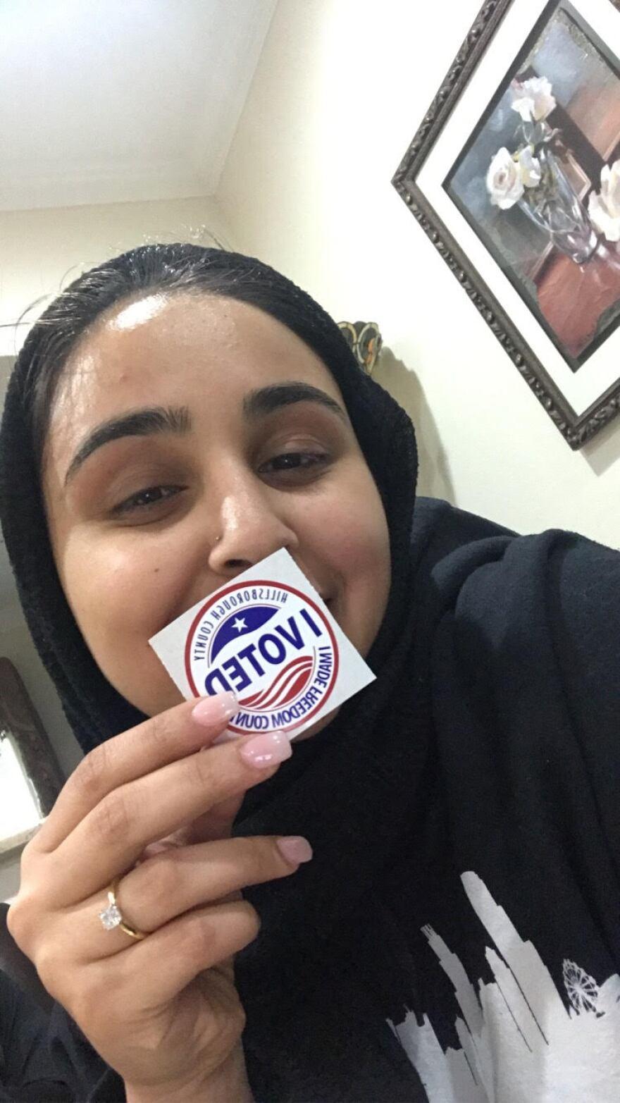 Yasmina Alahmad