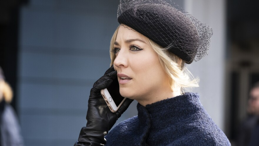 Kaley Cuoco plays the flight attendant in <em>The Flight Attendant</em>, a darkly funny thriller from HBO MAX.