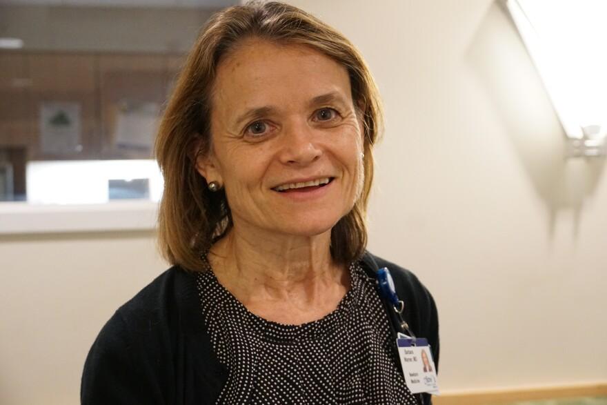 Barbara Warner, a neonatologist at St. Louis Children's Hospital