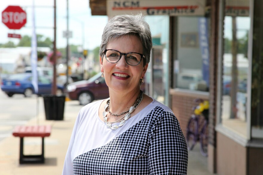 Becky Cleveland, the economic development coordinator for Brookfield, Mo., says diversifying the town's economy is paramount in sustaining the future of the rural community.