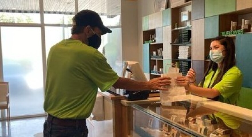 Trulieve was the first of the state's medical marijuana operators to sell the edible products.