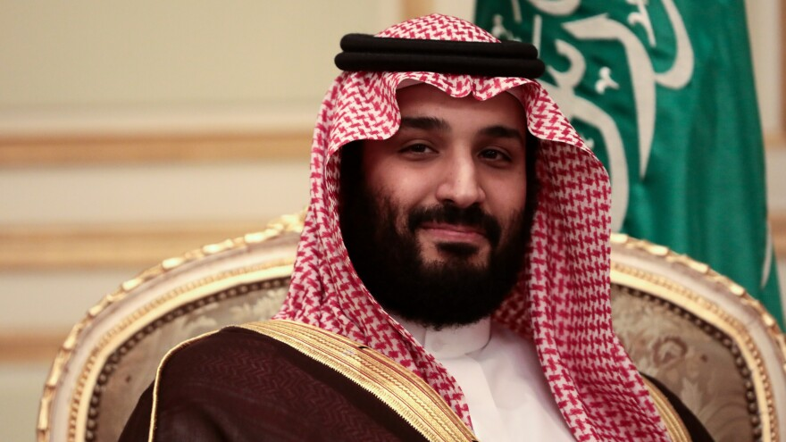 Mohammed bin Salman has risen from Saudi Arabia's deputy crown prince to the heir to the throne, according to a royal order backed by Saudi's Allegiance Council.