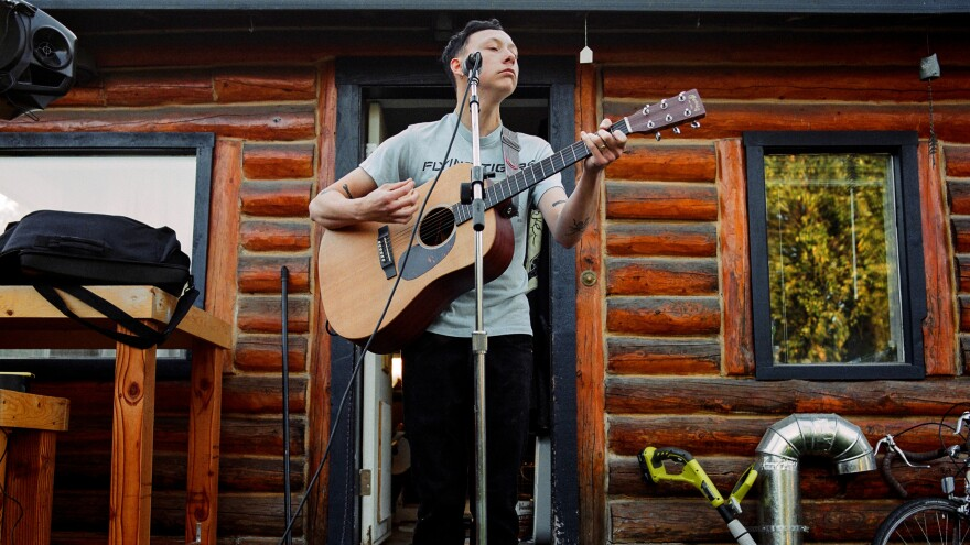Quinn Christopherson is the winner of the 2019 Tiny Desk Contest.