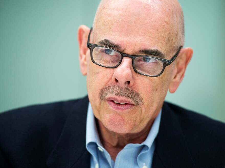 """""""We were trying to achieve a balance between competition and incentives"""" said former Rep. Henry Waxman, D-Calif., of the law that became known as Hatch-Waxman Act."""