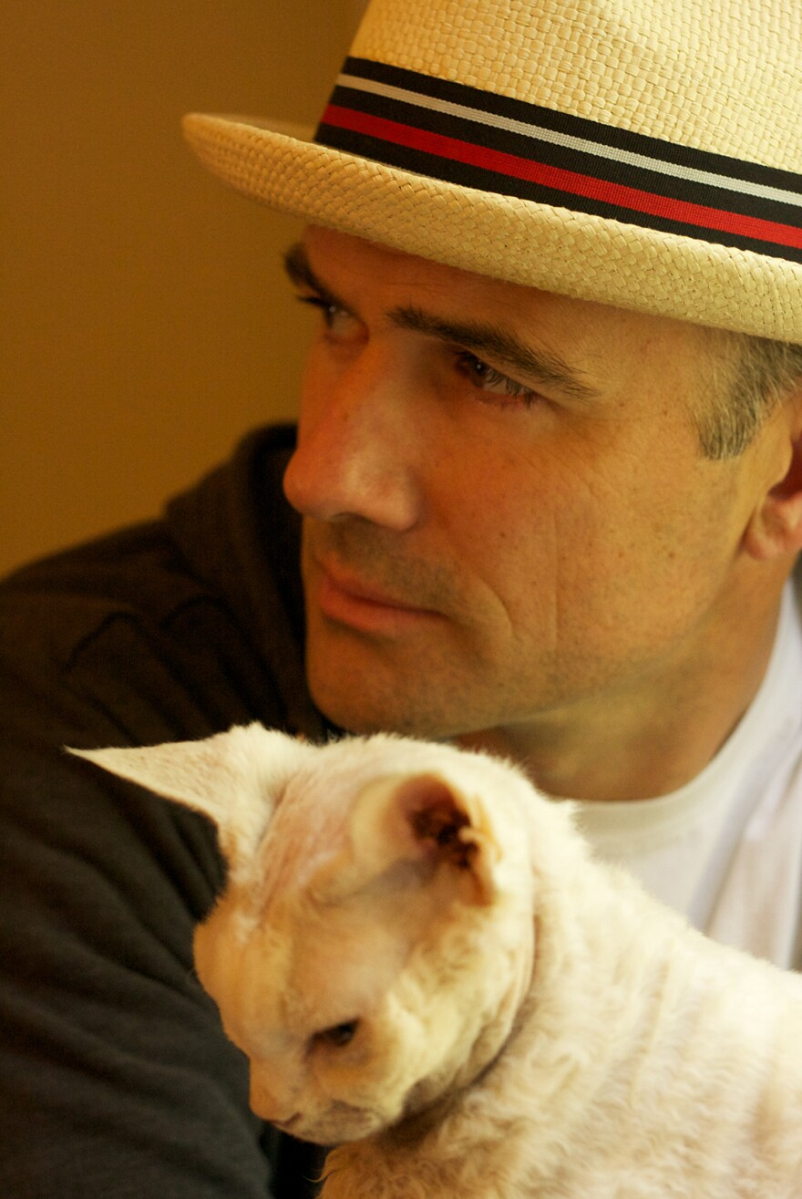 Mark Danielewski is also author of <em>House of Leaves</em> and <em>Only Revolutions</em>.