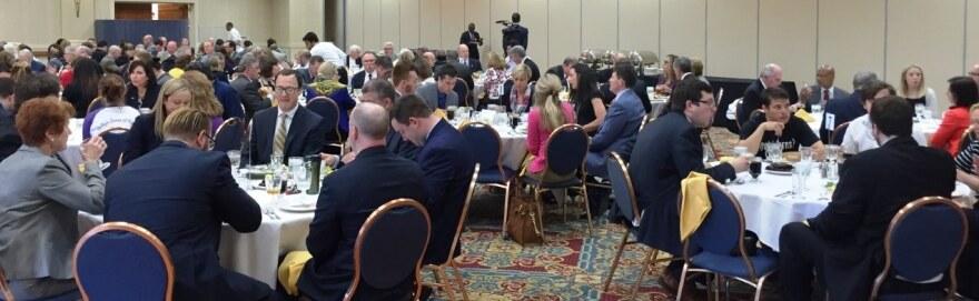 Akron Press Club luncheon