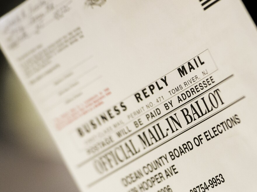 Mail-in voting has been relatively rare in New Jersey but Gov. Phil Murphy ordered the May 2020 elections to be entirely by mail due to the pandemic, a first for the state.