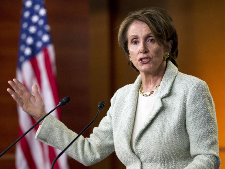 Nancy Pelosi has raised $300 million for Democrats.