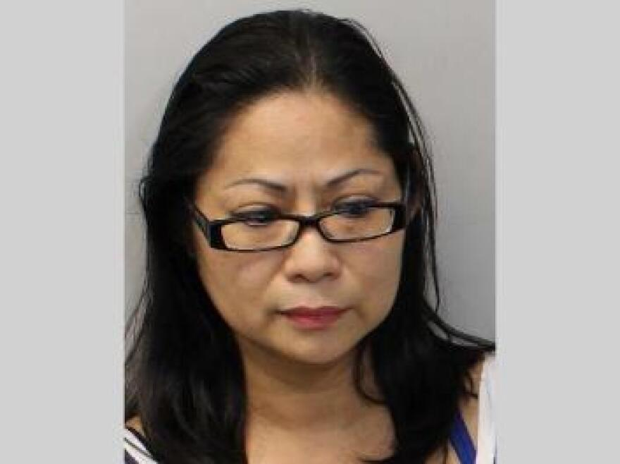 55-year-old Gendi Li was arrested twice in two weeks for prostitution, and practicing massage without a license.