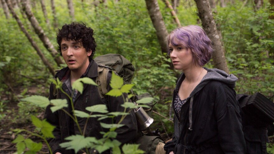 Nobody Puts Baby in a Corner: Lane (Wes Robinson) and Talia LIons(Valorie Curry) in <em>Blair Witch</em>.