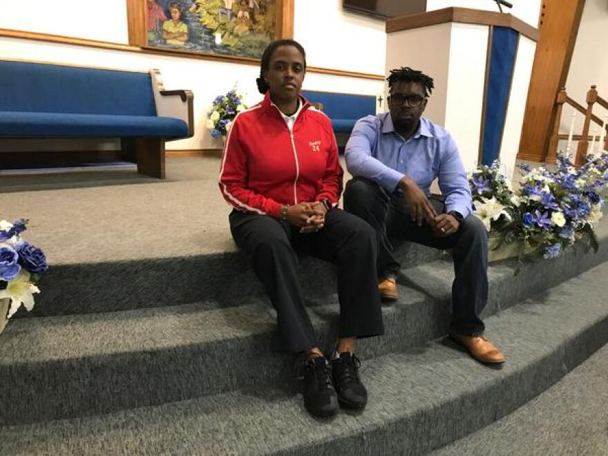 Jessica Berry and Jeremy Bonner attended Dallas West Church of Christ with Botham Jean.