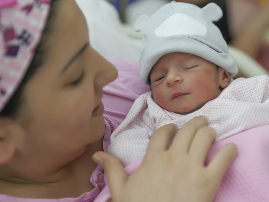 Shifting birth patterns in the U.S. show more babies born on weekdays during daylight hours.