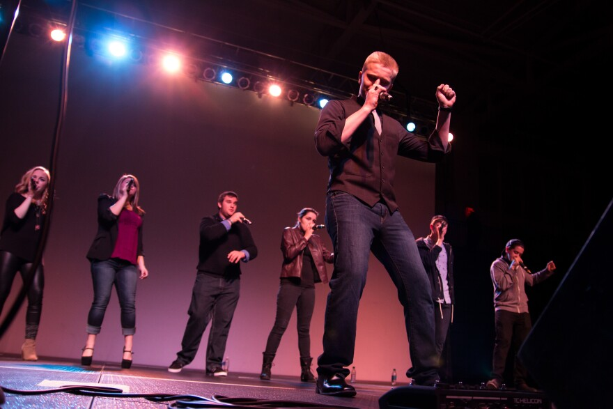 Ohio Acapella Festival 2014
