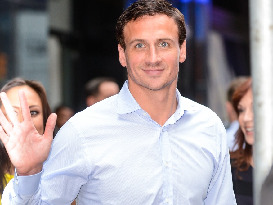 Ryan Lochte will serve a 10-month suspension from domestic and international swim competitions, the U.S. Olympic Committee and USA Swimming announced Thursday.