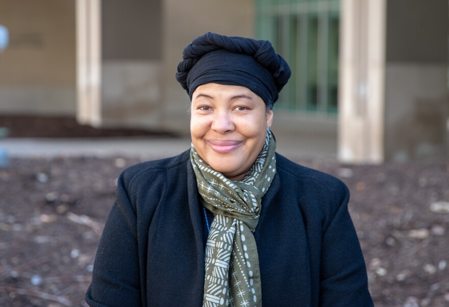 Ericka Hayes, associate professor of pediatrics at Washington University School of Medicine.