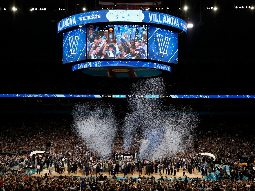 NCAA college basketball is a money spinner for the league, but are the players students or employees? That question is at the heart of a case the Supreme Court agreed to hear next year.